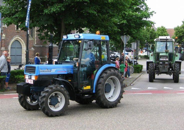 Landini in Belgium.