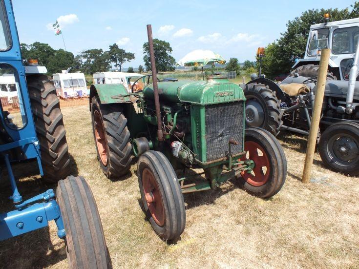 Old Fordson