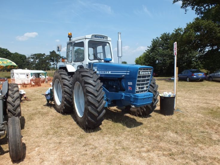 county ford tractor