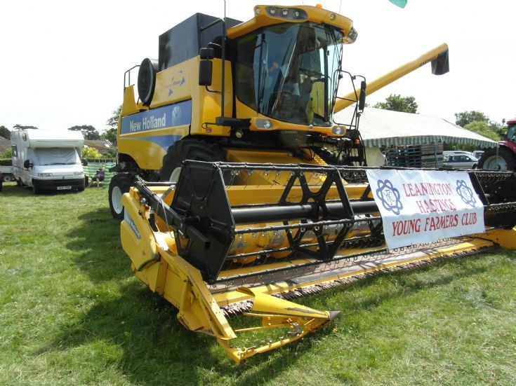 New Holland Harve Star