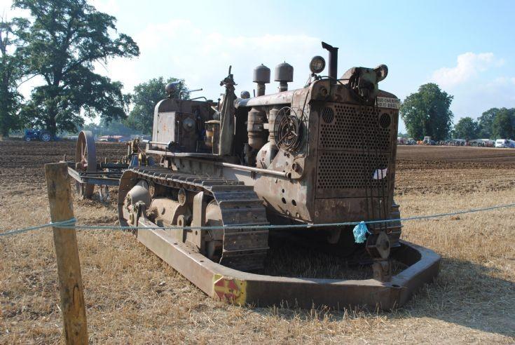1939 Allis-Chalmers HD-15 Bulldozer