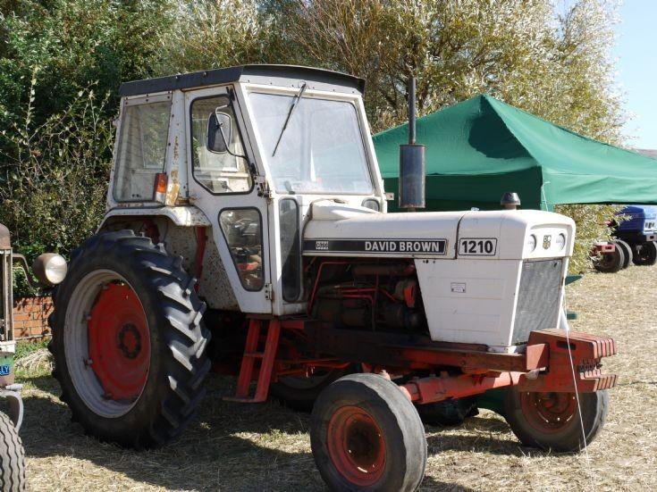 Case 1210 Tractor Parts : Tractor photos david brown