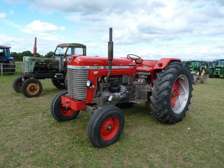 Massey Ferguson 90 tractor