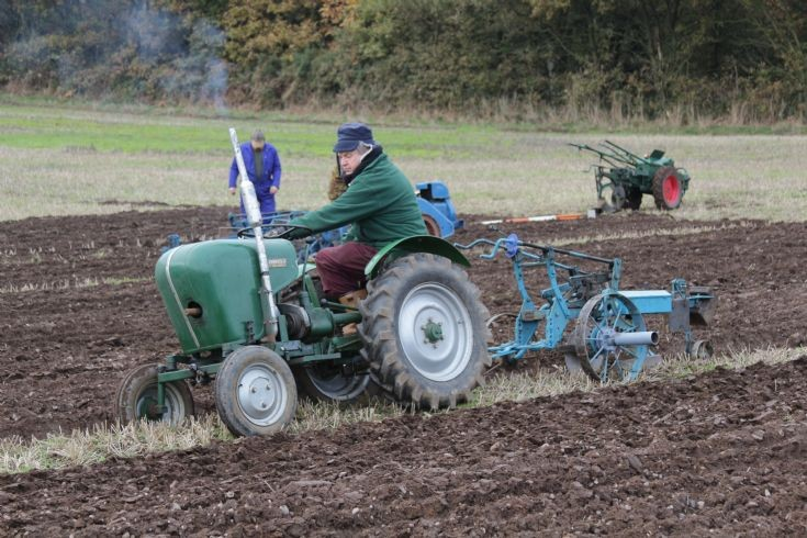 Crawley 75 tractor