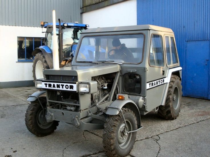 Trantor Series 1