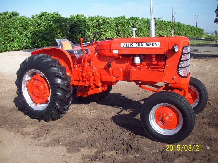 1960 Allis Chalmers D-14 Tractor