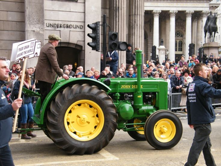 Lord Mayors Show London 2014
