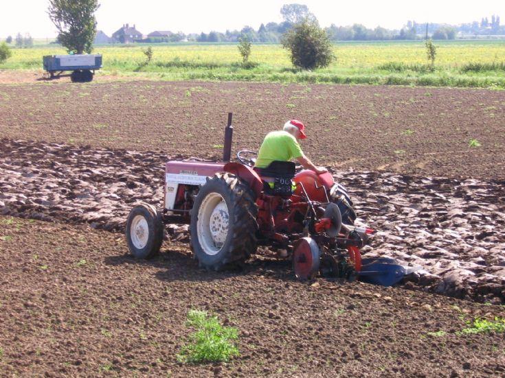 Tracteur de ferme 35