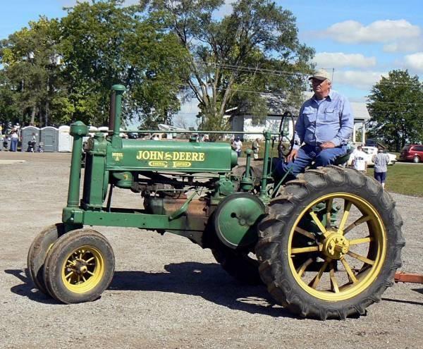 1936 John Deere Tractor