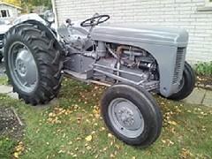 1954 TEA-2085 FERGUSON