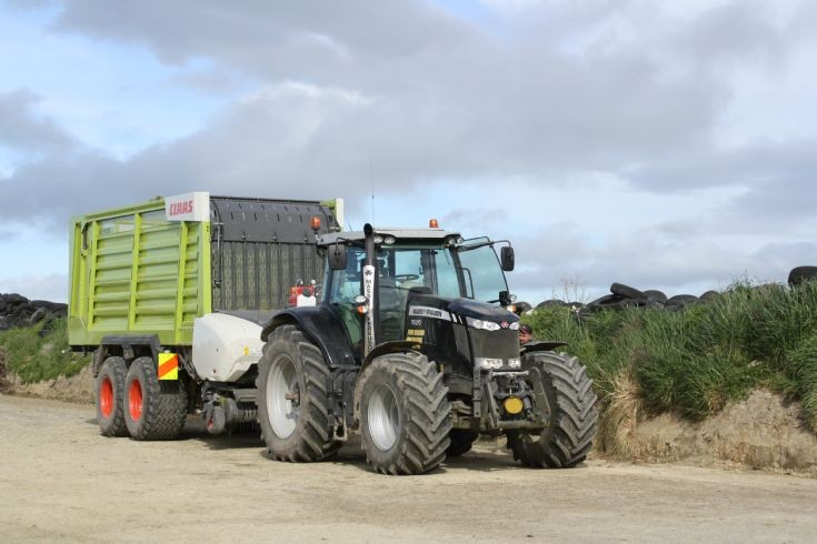 Silage in New-Zealand