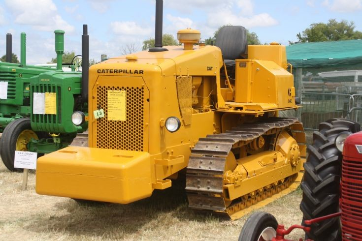 Caterpillar D4E 70X0537