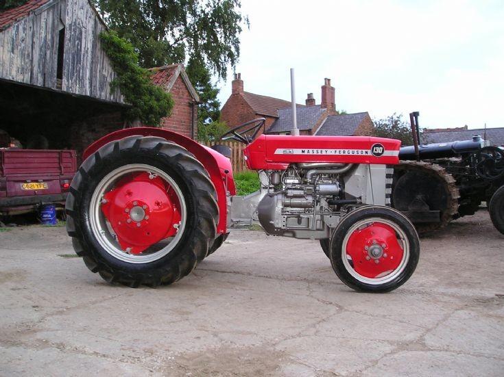 MF130 Economey tractor
