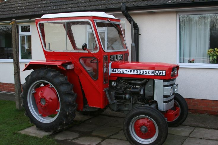 MF2130 Tractor 1965