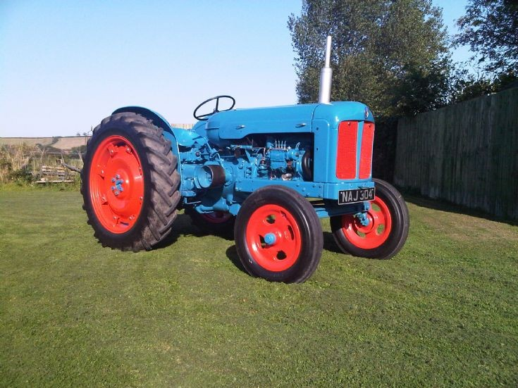 Fordson nearly finished