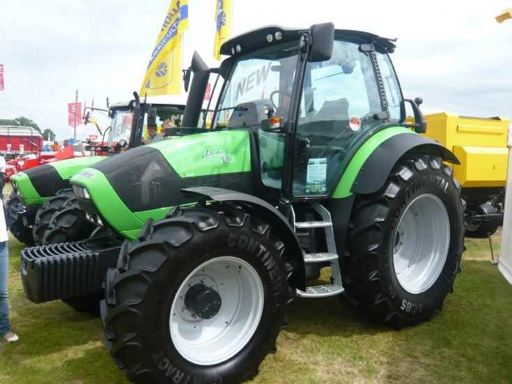 New Deutz Fahr M 420