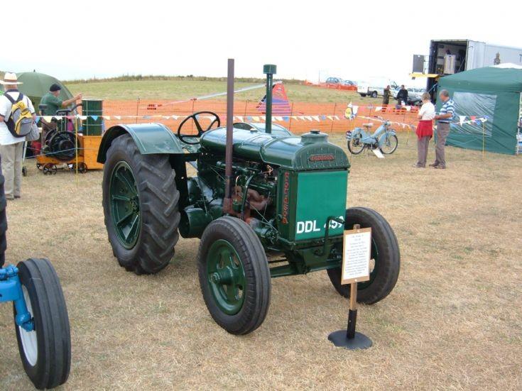 1942 Fordson