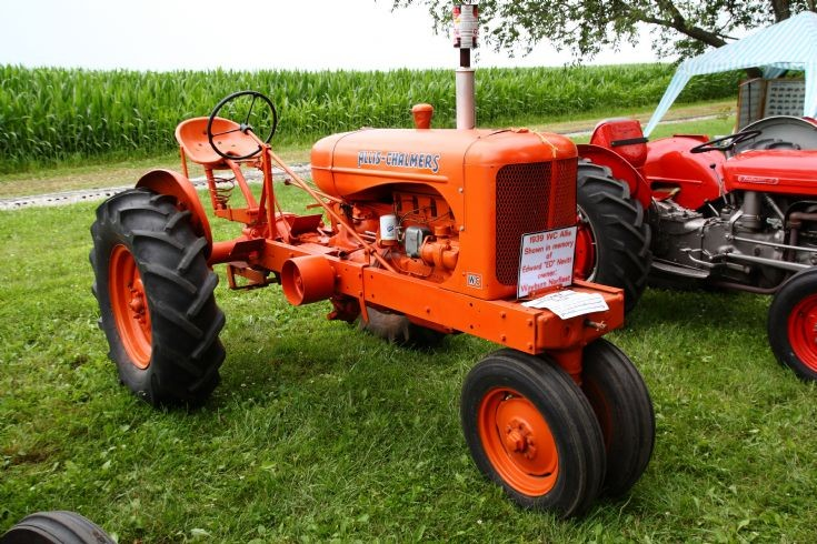 1939 Allis-Chalmers WC