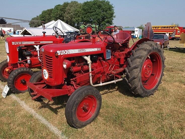 BUKHara diesel tractor