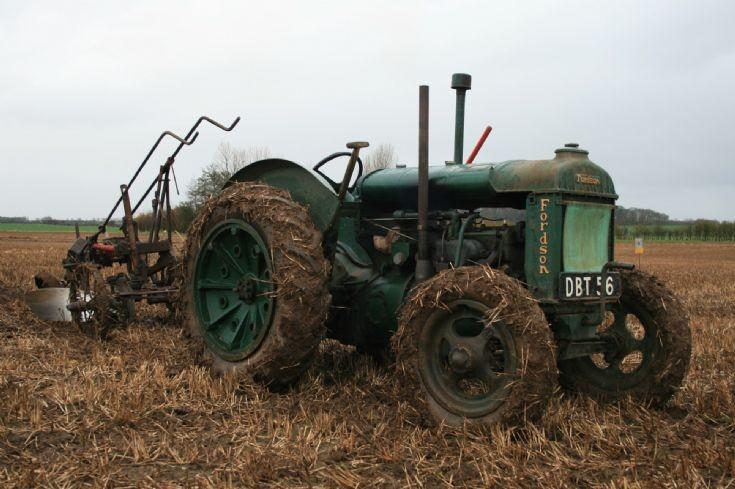 Fordson DBT56 at Gransmoor
