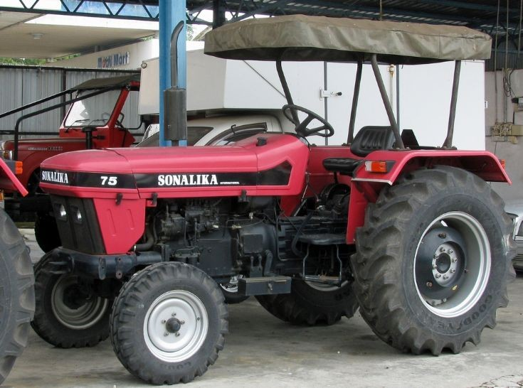 Sonalika 75 2WD