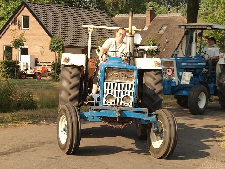 Happy tractoring